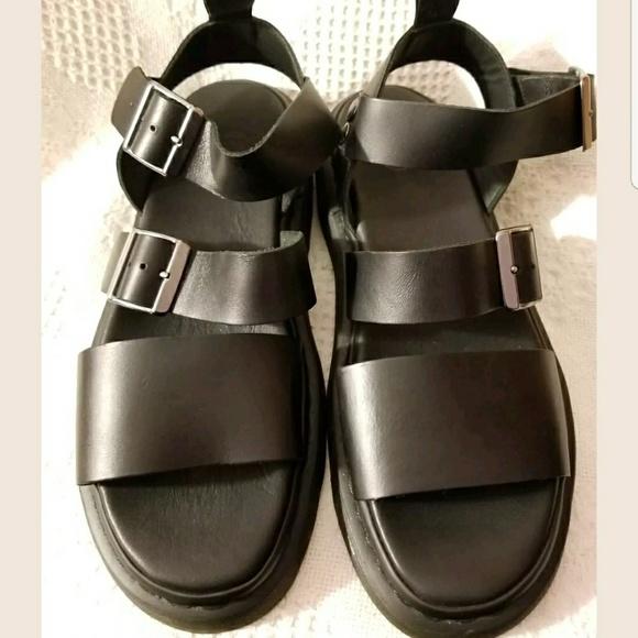 3a960b56b5e Dr. Martens Shoes - Dr. Doc Martens Gryphon unisex gladiator sandals
